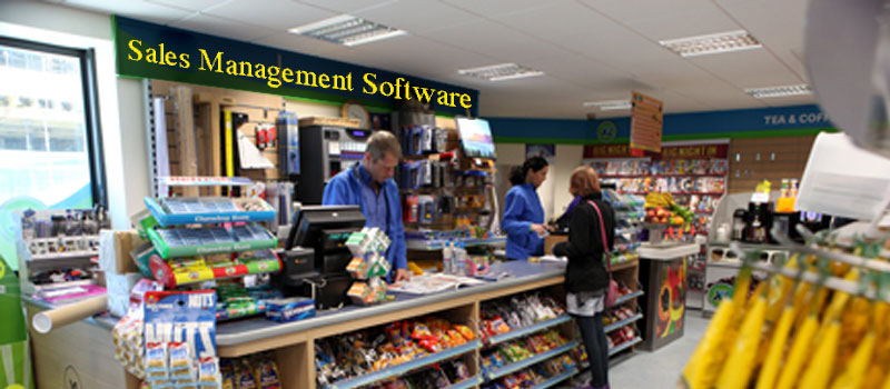 Sales Management Software